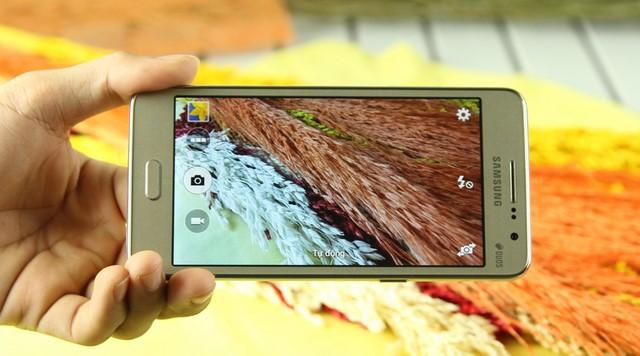Samsung Galaxy J330 J3 Pro Smartphone 233 X Giao Dien Chup Anh Cua May
