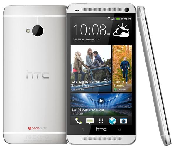 Thay màn hình, thay mặt kính HTC ONE M7