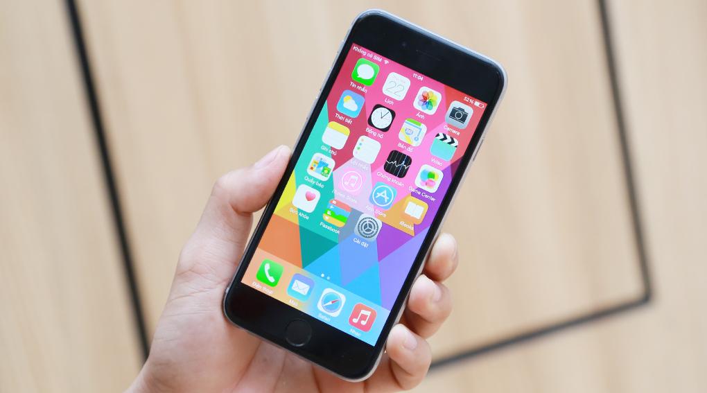 Thế hệ iPhone 6 thu hút, quyến rũ nhờ sự đổi mới hoàn toàn trong thiết kế