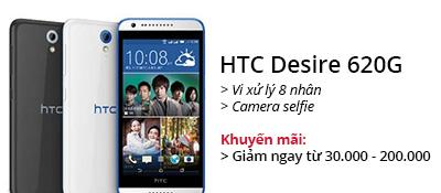Điện thoại di động HTC Desire 620G