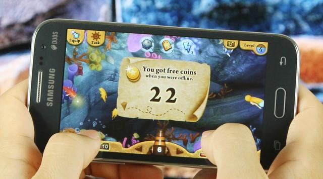 Chơi game thoải mái  với các trò chơi quen thuộc khi rảnh rỗi