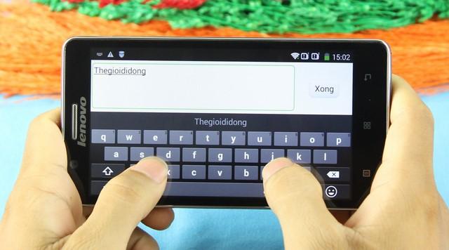 Lenovo A536 mang lại trải nghiệm mới mẻ và thú vị cho nhu cầu học tập và giải trí hiệu quả của giới trẻ.
