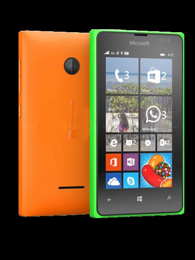 Sửa mất nguồn Lumia 435