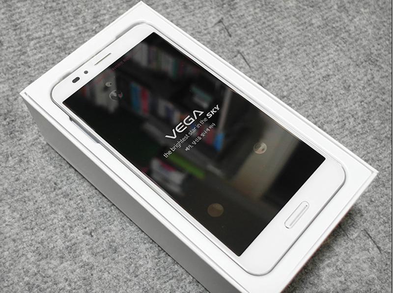 Đánh giá chi tiết sản phẩm Điện thoại Pantech Vega Secret Up A900