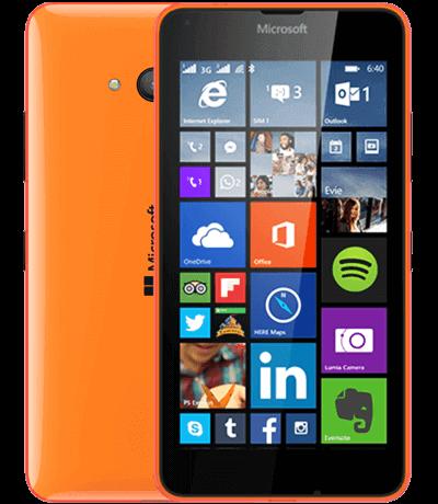 Thay màn hình, thay mặt kính Nokia Lumia 640