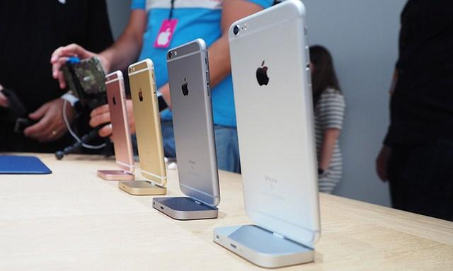 iPhone 6S xuất hiện thêm màu hồng vàng cho người dùng lựa chọn