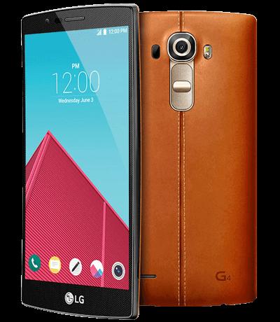 Điện thoại LG G4 Leather