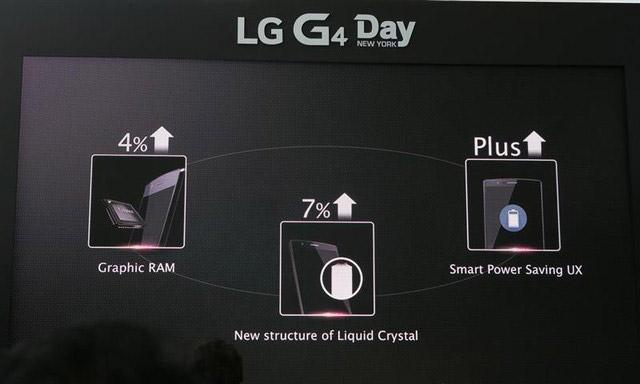 G4 có cấu hình mạnh mẽ