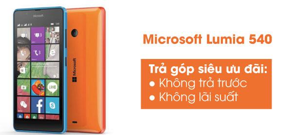 Điện thoại di động Microsoft Lumia 540