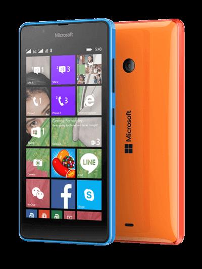 Thay màn hình, thay mặt kính Nokia Lumia 540