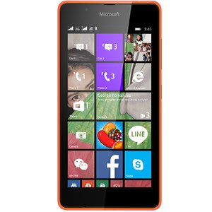 Điện thoại Microsoft Lumia 540