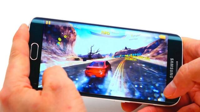 Cấu hình của Samsung Galaxy S6 Edge thuộc vào hàng bậc nhất hiện nay