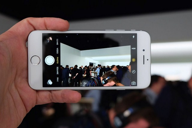 Camera nâng cấp đáng kể