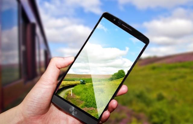 Máy sử dụng hệ điều hành Android 5.0 (Lollipop) giúp chạy mượt mà, chơi game, xem phim đã hơn.