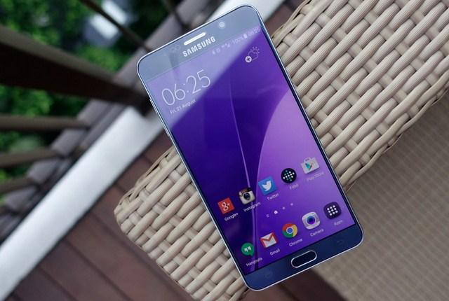 Màn hình điện thoại Samsung Galaxy Note 5