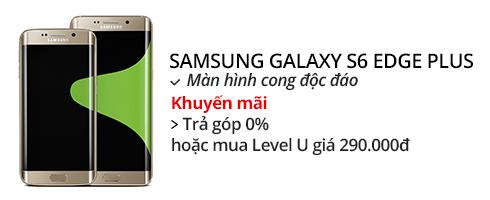Điện thoại di động Samsung Galaxy S6 Edge Plus