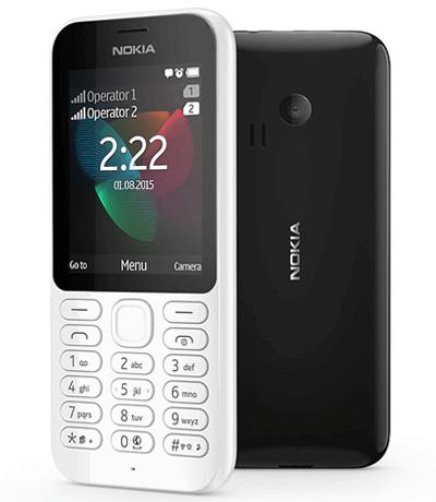 Điện thoại Nokia 222