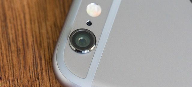 Camera iPhone 6s vẫn lá»i nhÆ°ng không phải là điều đáng lo ngại