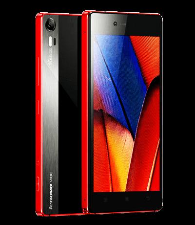 Điện thoại Lenovo Vibe Shot