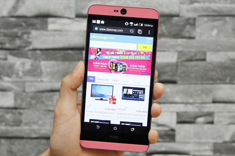 Kết quả hình ảnh cho LCD  HTC Desire 826 Selfie