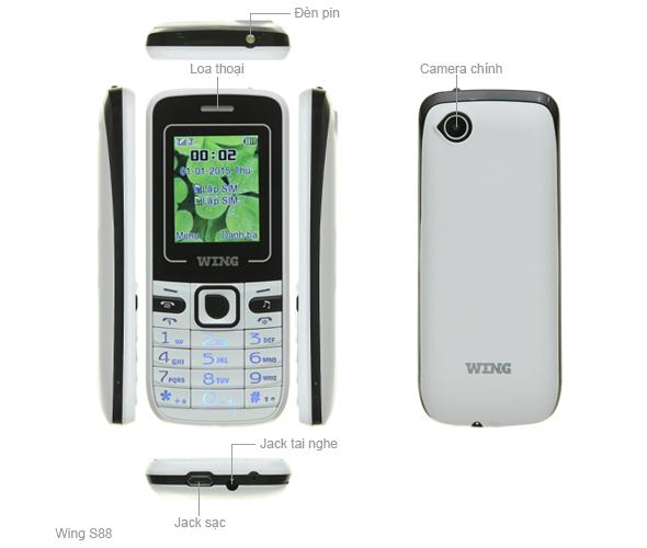 Mua sim trả trước VinaPhone tặng ngay điện thoại 2 sim 2 sóng