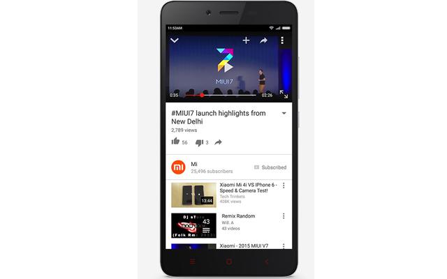 Xiaomi Redmi Note 2 chính hãng | thegioididong com