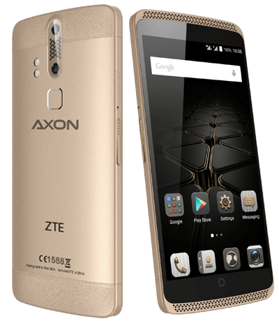 Điện thoại ZTE Axon
