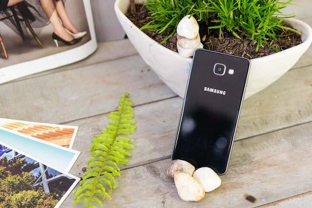Thiết kế điện thoại Samsung Galaxy A7 2016