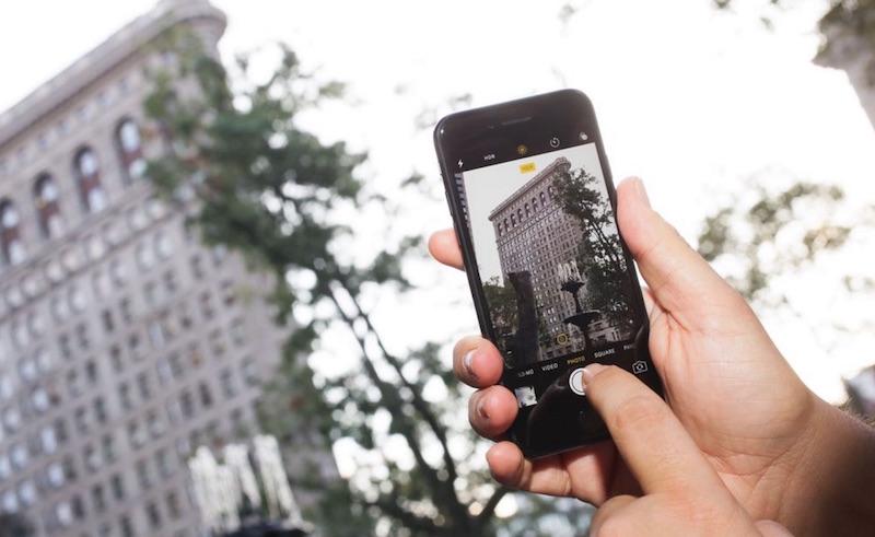 iPhone 7 - Camera sắc nét