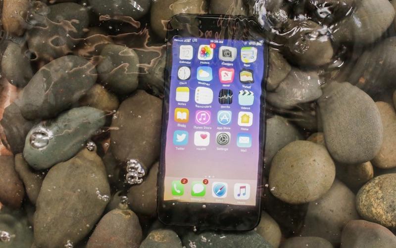 iPhone 7 - Chống bụi chống nước hiệu quả