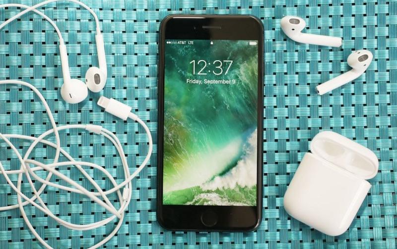 iPhone 7 - Thiết kế quen thuộc