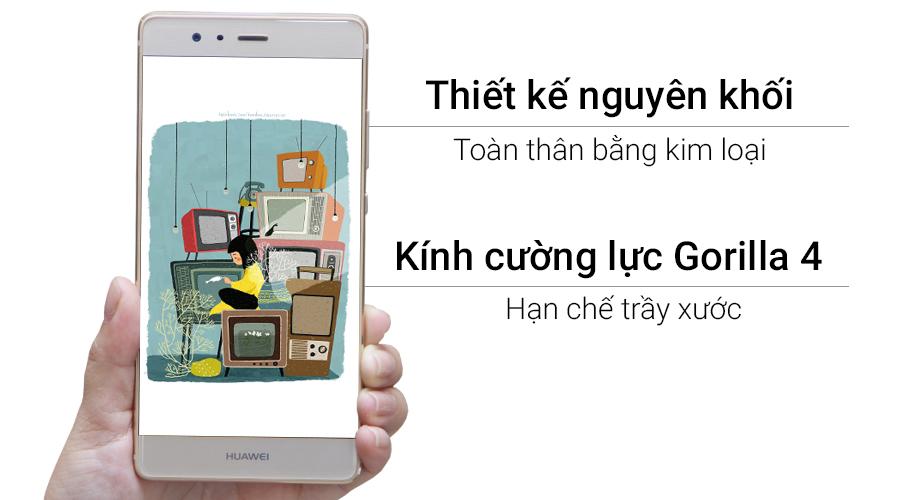 So sánh chi tiết Điện thoại Huawei P9 với Huawei Y9 (2019