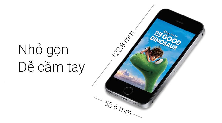 Iphone 5 se 16g - quốc tế - trắng loại c - 96 - 2