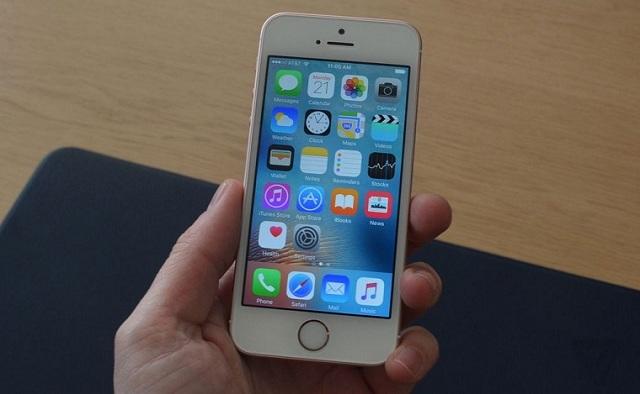 Iphone 5 se 16g - quốc tế - trắng loại c - 96 - 4