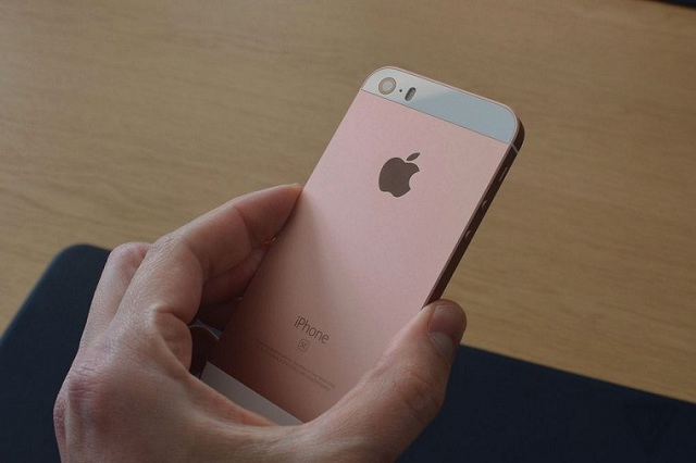 Iphone 5 se 16g - quốc tế - trắng loại c - 96 - 5