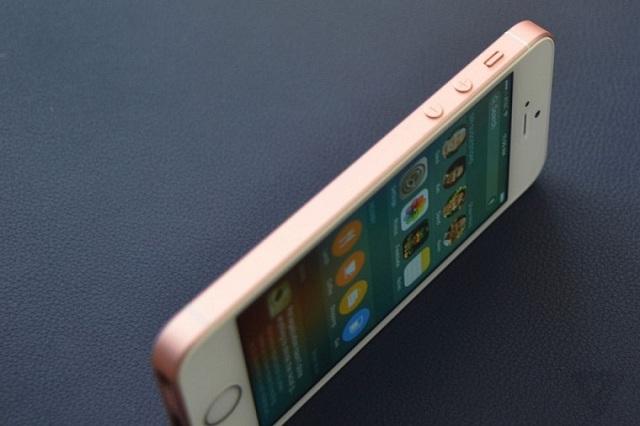 Iphone 5 se 16g - quốc tế - trắng loại c - 96 - 6