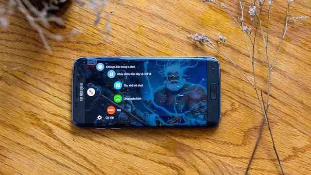 Tiện ích trên điện thoại Samsung Galaxy S7 Edge