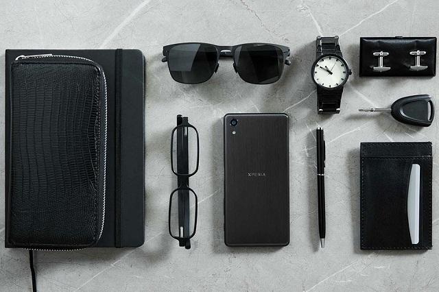 Xperia X Performance bản màu đen, sang trọng và cuốn hút