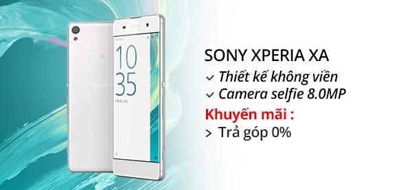 Điện thoại di động Sony Xperia XA