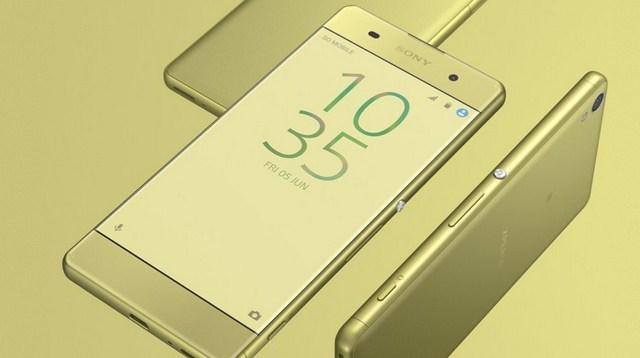 Sony Xperia XA - Giá tốt, cấu hình mạnh và thiết kế đẹp