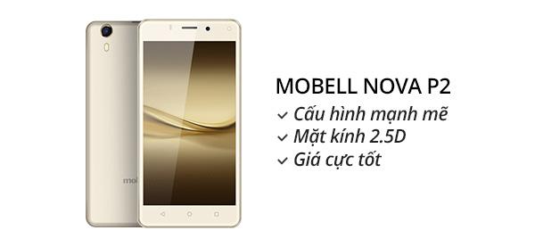 Điện thoại di động Mobell Nova P2