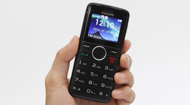 Thiết kế để người dùng có thể vừa cầm nắm thuận tiện vừa dễ dàng sử dụng