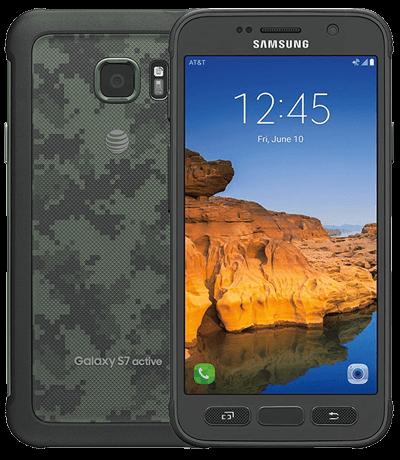Điện thoại Samsung Galaxy S7 active