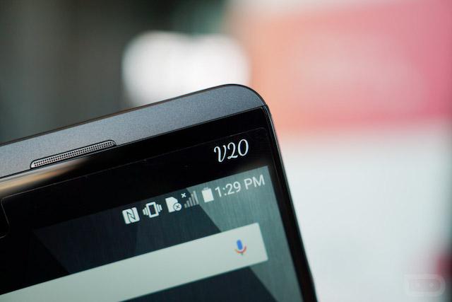 Màn hình phụ trên LG V20 cũng sẽ có nhiều cải tiến thú vị