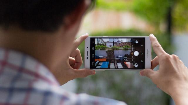 Coolpad Sky-3 - Camera mạnh mẽ, hỗ trợ selfie