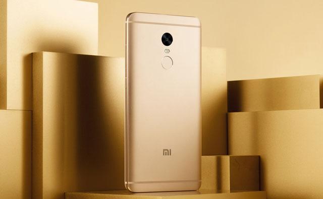 Thiết kế tinh xảo của điện thoại Xiaomi Redmi Note 4