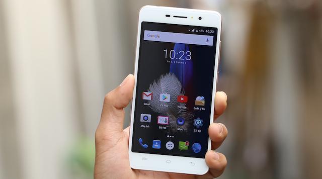 Mobell Nova i4 - Cài sẵn Android 6.0