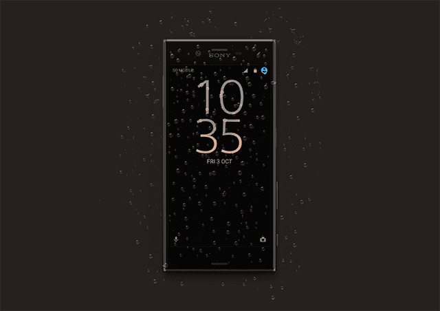Giải trí trên điện thoại Sony Xperia XZ