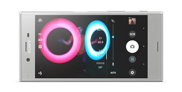 Camera điện thoại Sony Xperia XZ