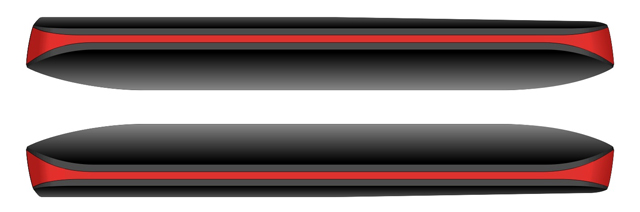 Thiết kế điện thoại Mobell M228